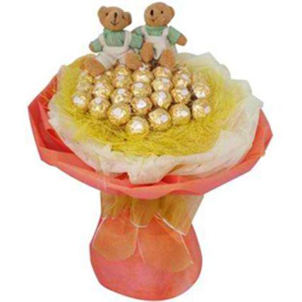 Ferrero And Teddy Bunch: