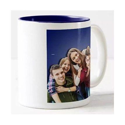 Greet With Personalized Mug:
