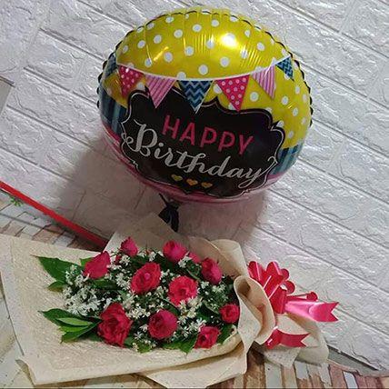 Happy Birthday Celebration: Combos Gift