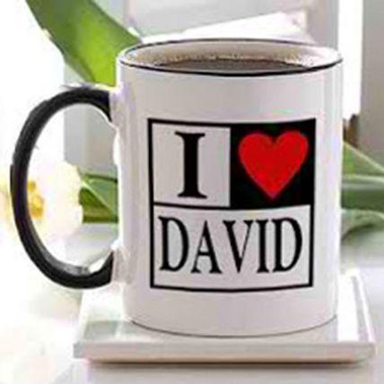 Personalised Mug Delight: