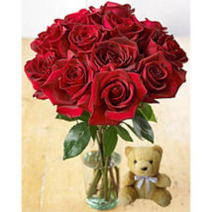 Redhot Cuddle: Flowers for Mothers Day