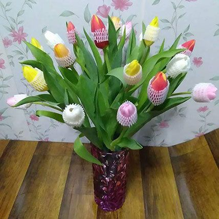 Stylish Tulips: Tulip Flowers Delivery