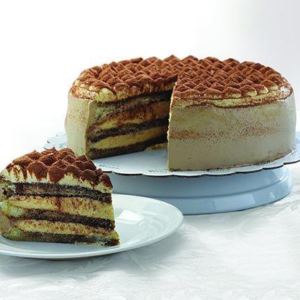 Yumsum Mocha Tiramisu Cake: Chocolate Cakes