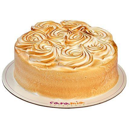 Brazo Gelato Meringue Cake