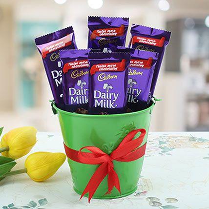Cadburry Vase