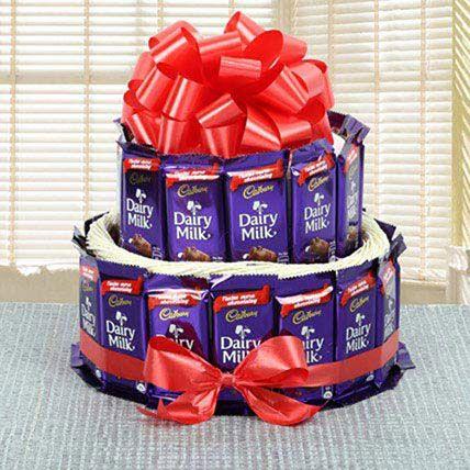 Classy Cadbury Arrangement