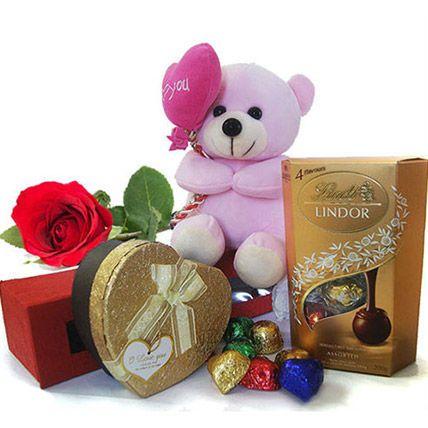 Gourmet Chocolate Gift Hamper