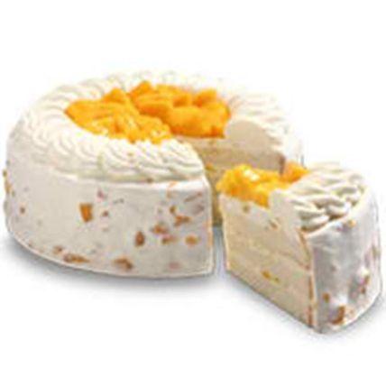 Mango Cake Delight