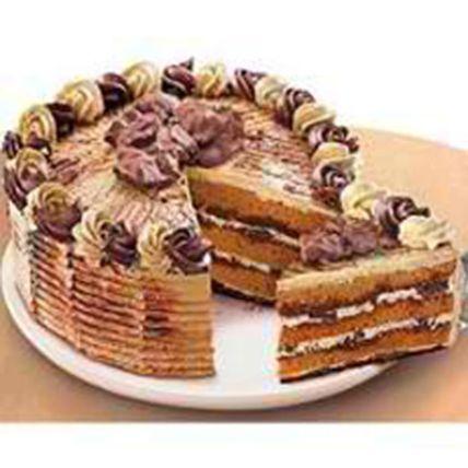 Mocha Choco Cake