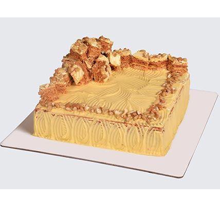 Sans Rival Meringue Cake