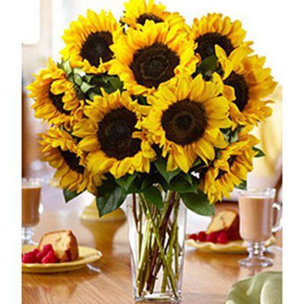 Super Spring Sunflower