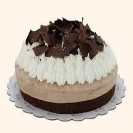 Tempting Chocolate Mousse Cake