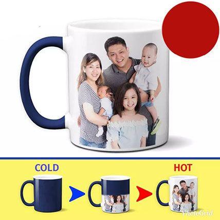 Unique Color Changing Personalized Mug