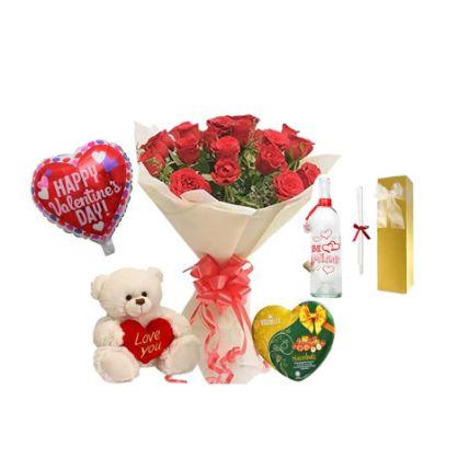 Valentines Grand Gift Hamper