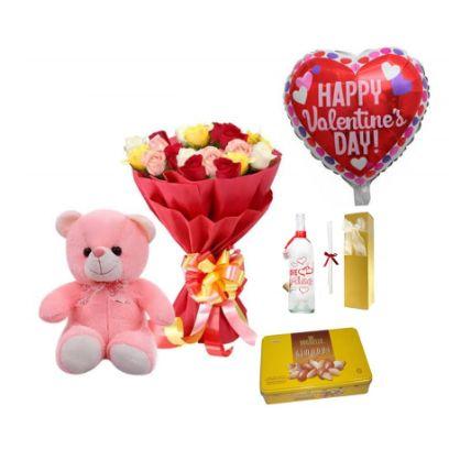 Valentines Love Gift Hamper